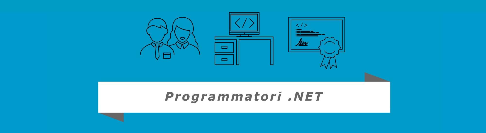 Programmatori .NET C# - Bologna